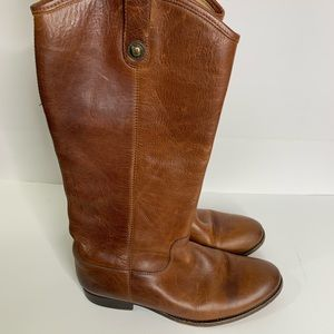 Frye Melissa Button Tall Boots Size 11